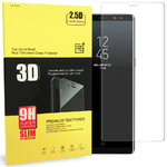 Curved Tempered Glass Screen Protector - Samsung Galaxy Note 8 - Clear