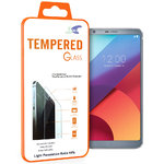 9H Tempered Glass Screen Protector for LG Q6 - Clear