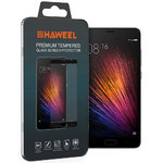 Full Fit Tempered Glass Screen Protector for Xiaomi Redmi Pro - Black