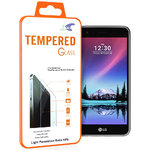 Calans 9H Tempered Glass Screen Protector for LG K4 (2017)