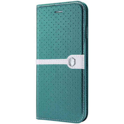 Nillkin Ice Leather Flip Case for Apple iPhone 6 / 6s - Blue