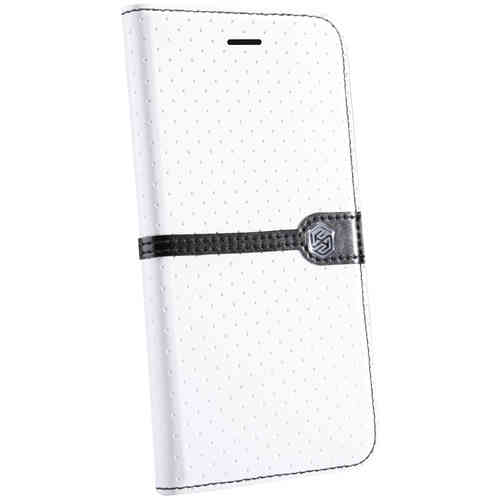 Nillkin Ice Leather Flip Case for Apple iPhone 6 / 6s - White
