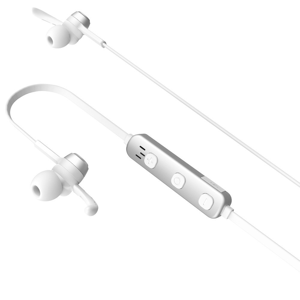 White bluetooth earphones - bluetooth earbuds white magnetic