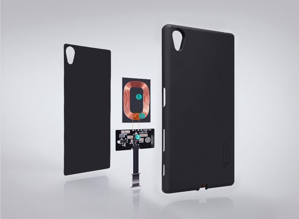 100% authentic 7de05 40c33 Nillkin Wireless Charging Case - Sony Xperia Z5 (Black)