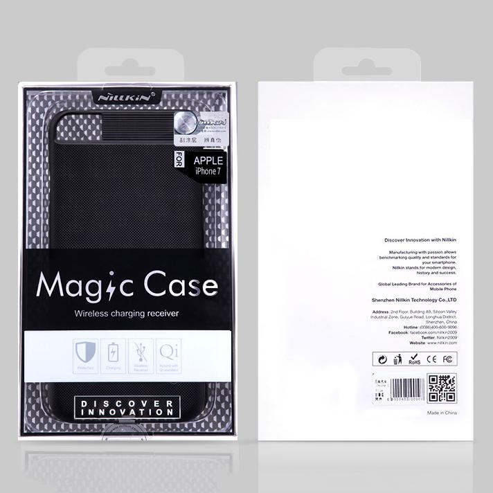 huge discount 88222 8a91e Nillkin Magic Wireless Charging Case - Apple iPhone 7 (Black)