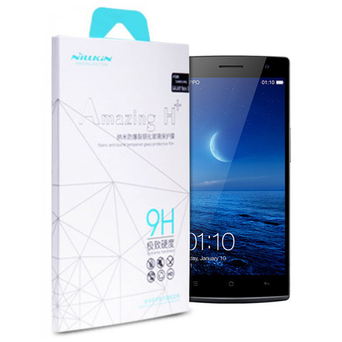 Nillkin Amazing 9H Tempered Glass Screen Protector for Oppo Find 7a