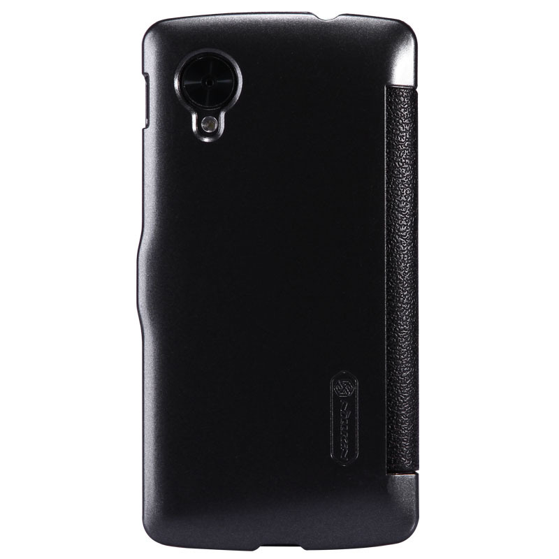 Nillkin Fresh Leather Case - Google Nexus 5 (Black)