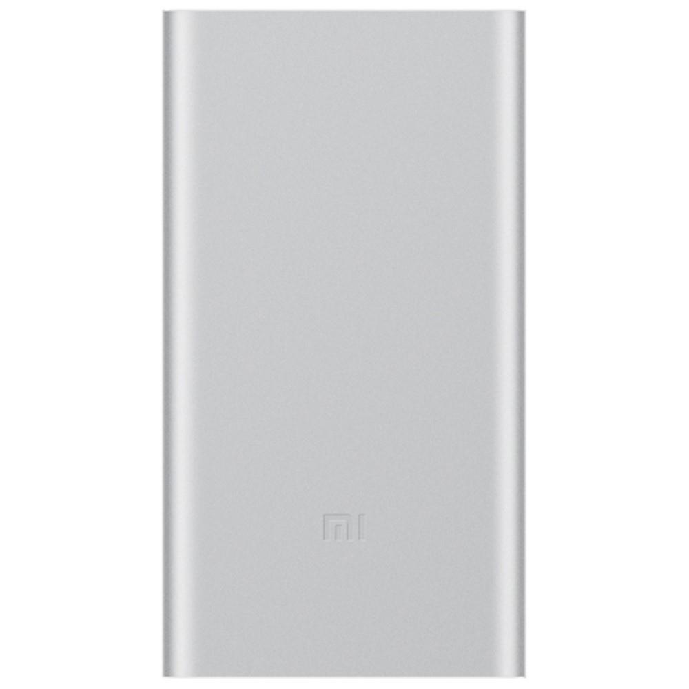 Xiaomi 10000mah Mi Power 2 Fast Charger Bank Silver M Plus M5 Ppwerbank 5000 Mah Usb