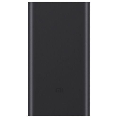 Xiaomi 10000mAh Mi Power 2 USB Fast Charger Power Bank - Black