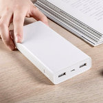 Xiaomi 2C 20000mAh Dual USB Fast Charger Power Bank + Quick Charge 3.0