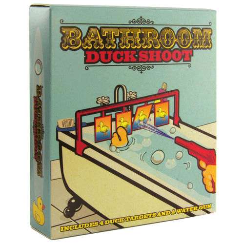 Paladone Bathroom Duck Shoot Kids Game Pack