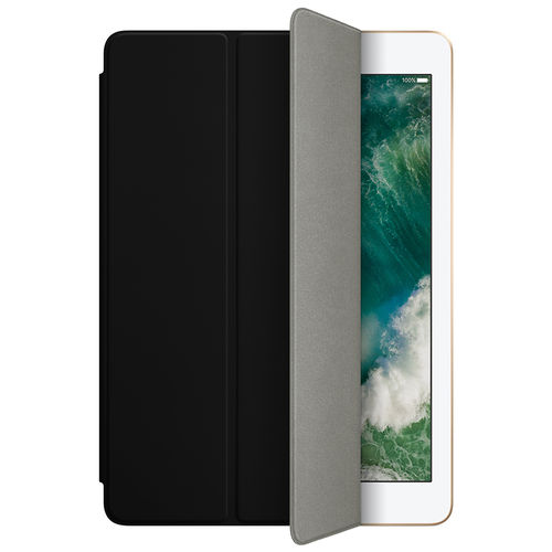 Slim Trifold Smart Cover & Stand for Apple iPad Pro (9.7 Inch) - Black