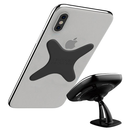 Nillkin X Spare Magnetic Back Plate Car Mount Phone Holder - Black