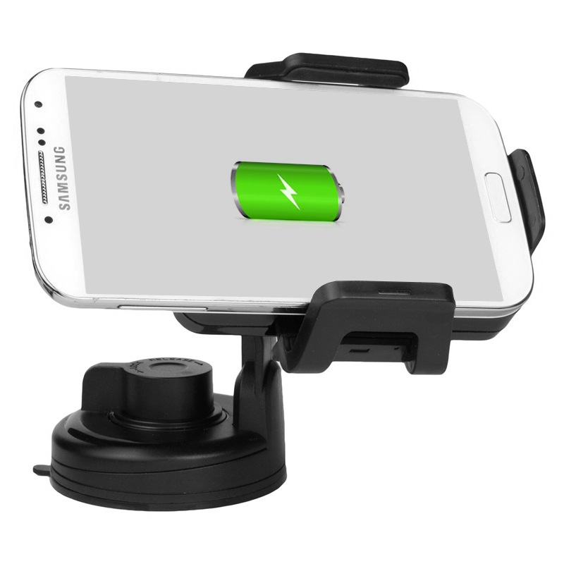 Qi Wireless Charging Car Mount Holder 5v 1 5a