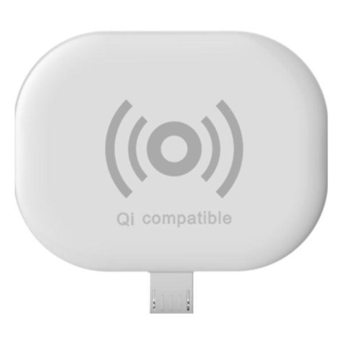 Qi Micro USB Wireless Charging Receiver Adapter