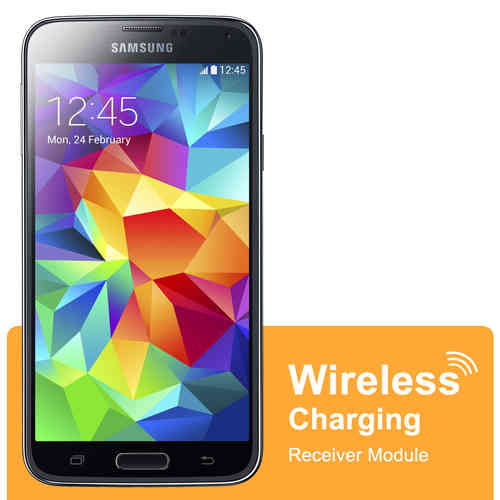 Qi Wireless Charging Receiver Card Insert for Samsung Galaxy S5