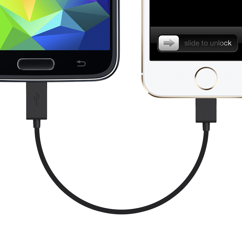 Short Iphone Charging Cable