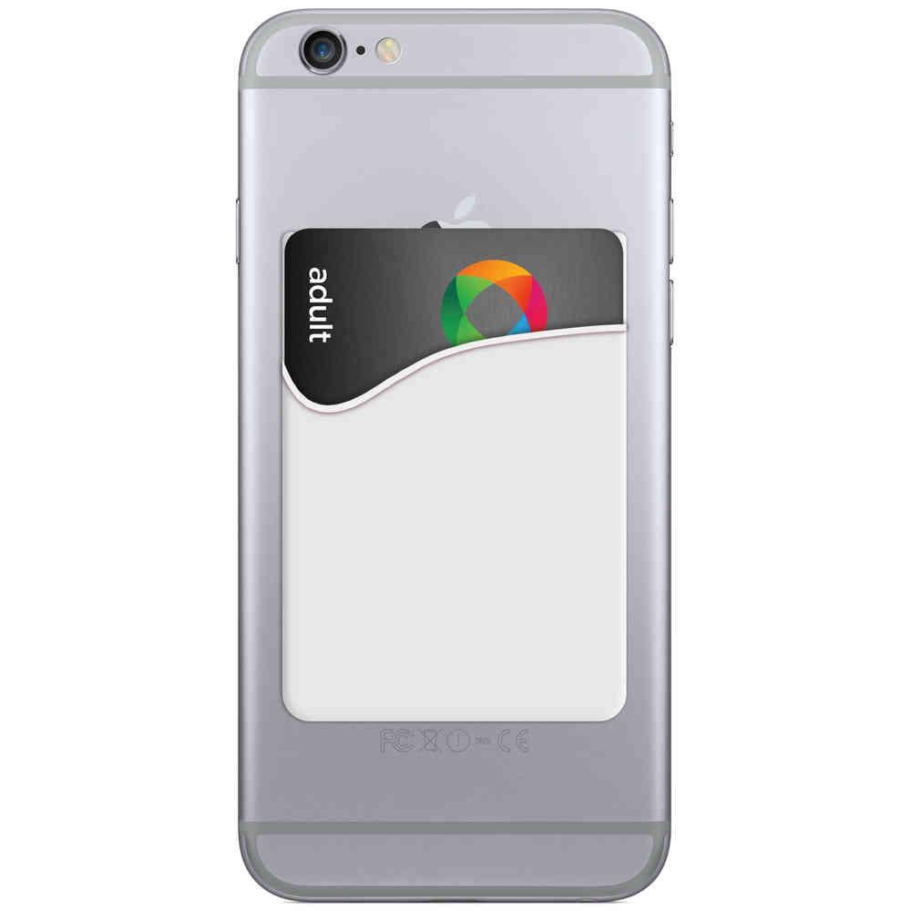 hot sale online c0a54 31580 Opal Card Transport Ticket Holder for Phones (White)