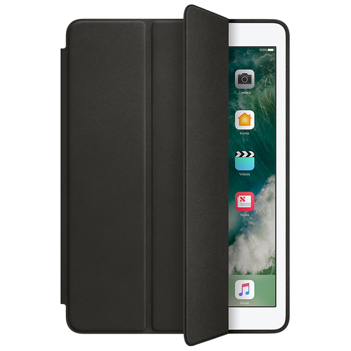 Trifold Sleep/Wake Case & Smart Cover for Apple iPad Air 2 - Black