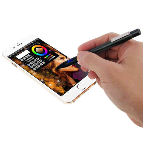 Active Precision Capacitive Touch Pen Stylus - Phones / iPad / Tablets