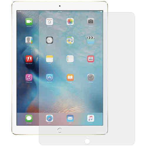 2x Clear Film Screen Protector - Apple iPad Pro 12.9 Inch 2015 / 2017