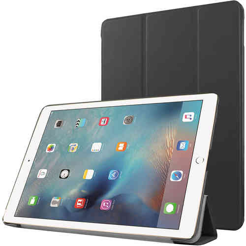 Trifold Sleep/Wake Smart Case for Apple iPad Pro (9.7 Inch) - Black