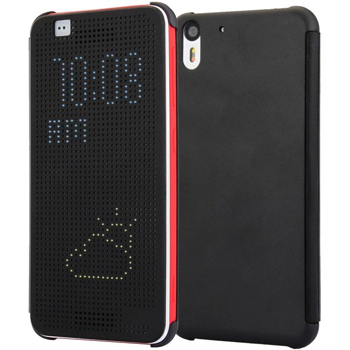 finest selection dde2d fdd3a Dot Matrix View Case - HTC Desire Eye (Black)