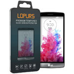 Lopurs 9H Tempered Glass Screen Protector for LG G3 Beat