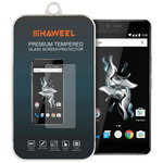 Haweel 9H Tempered Glass Screen Protector for OnePlus X - Clear