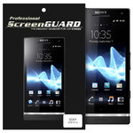Anti-Glare Matte Screen Protector (2-Pack) for Sony Xperia S