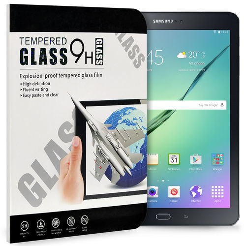 9H Tempered Glass Screen Protector for Samsung Galaxy Tab S2 9.7