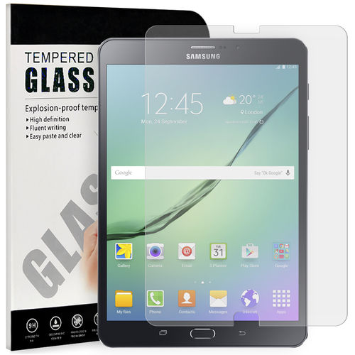 9H Tempered Glass Screen Protector for Samsung Galaxy Tab S2 8.0