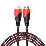 3m HDMI 1.4 Anti-Tangle Nylon Woven Male Audio Video Cable
