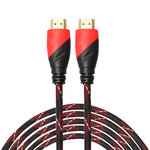 5m HDMI 1.4 Anti-Tangle Nylon Woven Male Audio Video Cable
