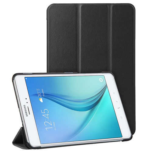 Trifold Smart Case & Stand for Samsung Galaxy Tab A 8.0 (2015) - Black