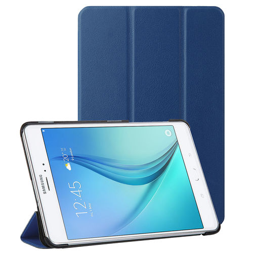 Trifold Smart Case & Stand for Samsung Galaxy Tab A 8.0 (2015) - Blue