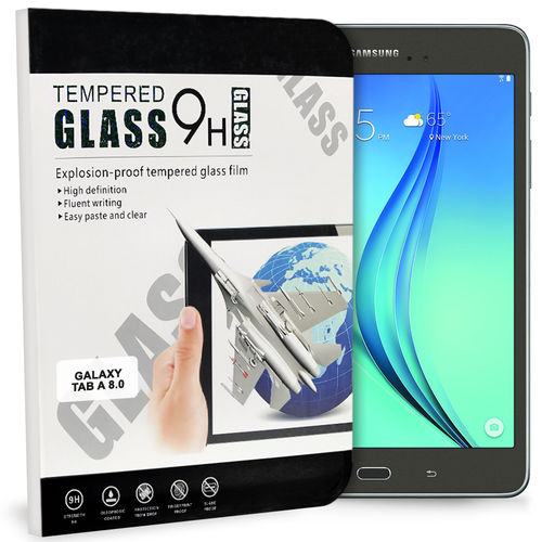 9H Tempered Glass Screen Protector for Samsung Galaxy Tab A 8.0 (2015)