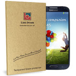 9H Tempered Glass Screen Protector for Samsung Galaxy S4 - Clear
