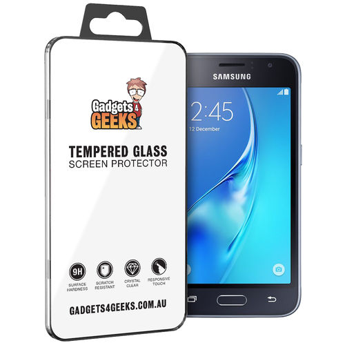 9H Tempered Glass Screen Protector for Samsung Galaxy J1 (2016)