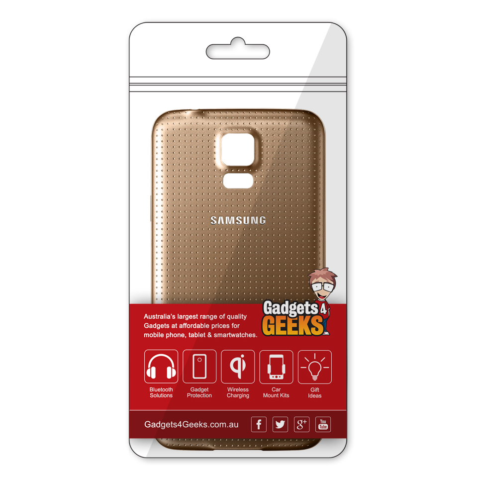 how to open samsung s5 back cover