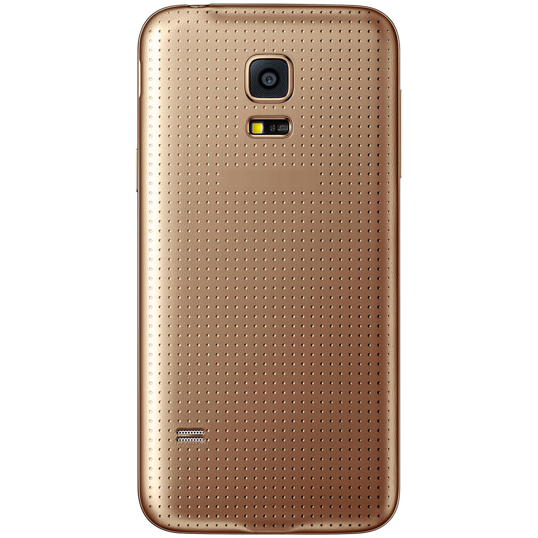 brand new 4c765 1b540 Back Cover Replacement for Samsung Galaxy S5 Mini - Copper Gold