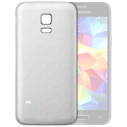 Back Cover Replacement for Samsung Galaxy S5 Mini - Shimmery White