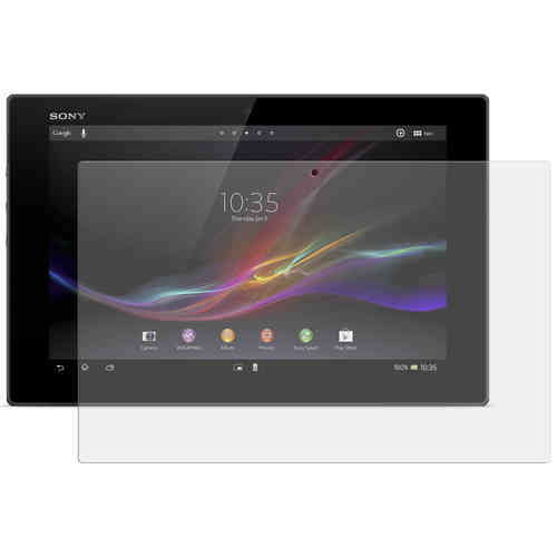 Clear Film Screen Protector for Sony Xperia Tablet Z