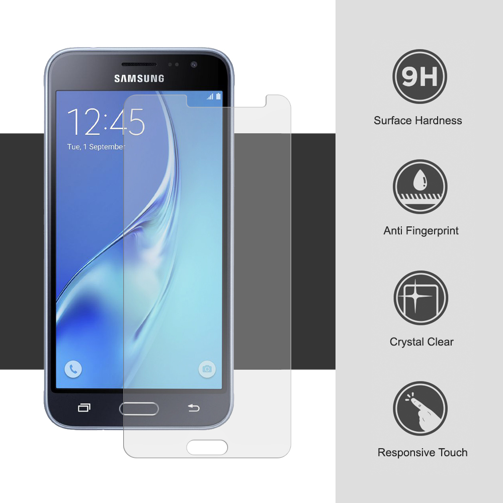 9h Tempered Glass Screen Protector Samsung Galaxy J3 2016