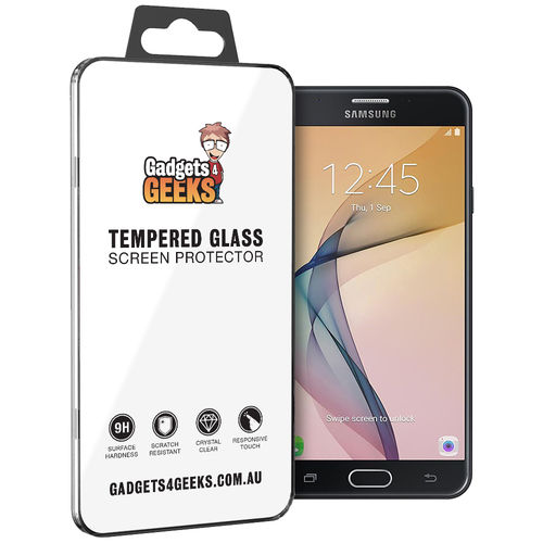 9H Tempered Glass Screen Protector for Samsung Galaxy J7 Prime