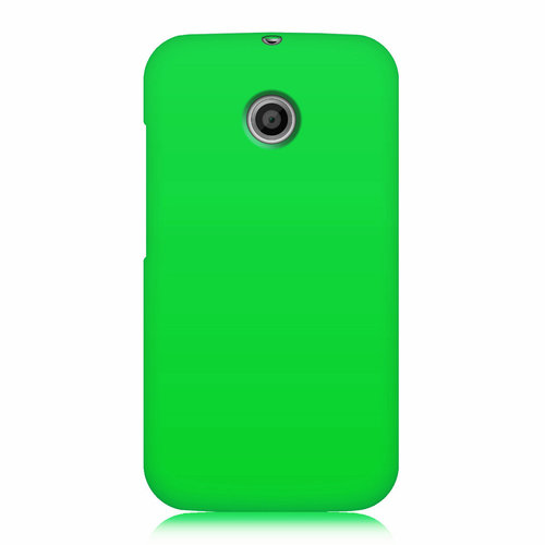 Flexi Candy Gum Case for Motorola Moto E 1st Gen - Green