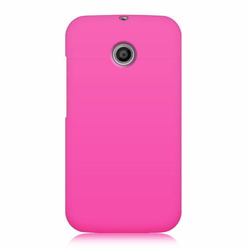 Flexi Candy Gum Case for Motorola Moto E 1st Gen - Pink