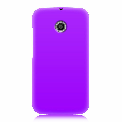 Flexi Candy Gum Case for Motorola Moto E 1st Gen - Purple