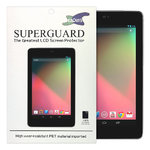 (2-Pack) Clear Film Screen Protector for Google Nexus 7 1st Gen (2012)