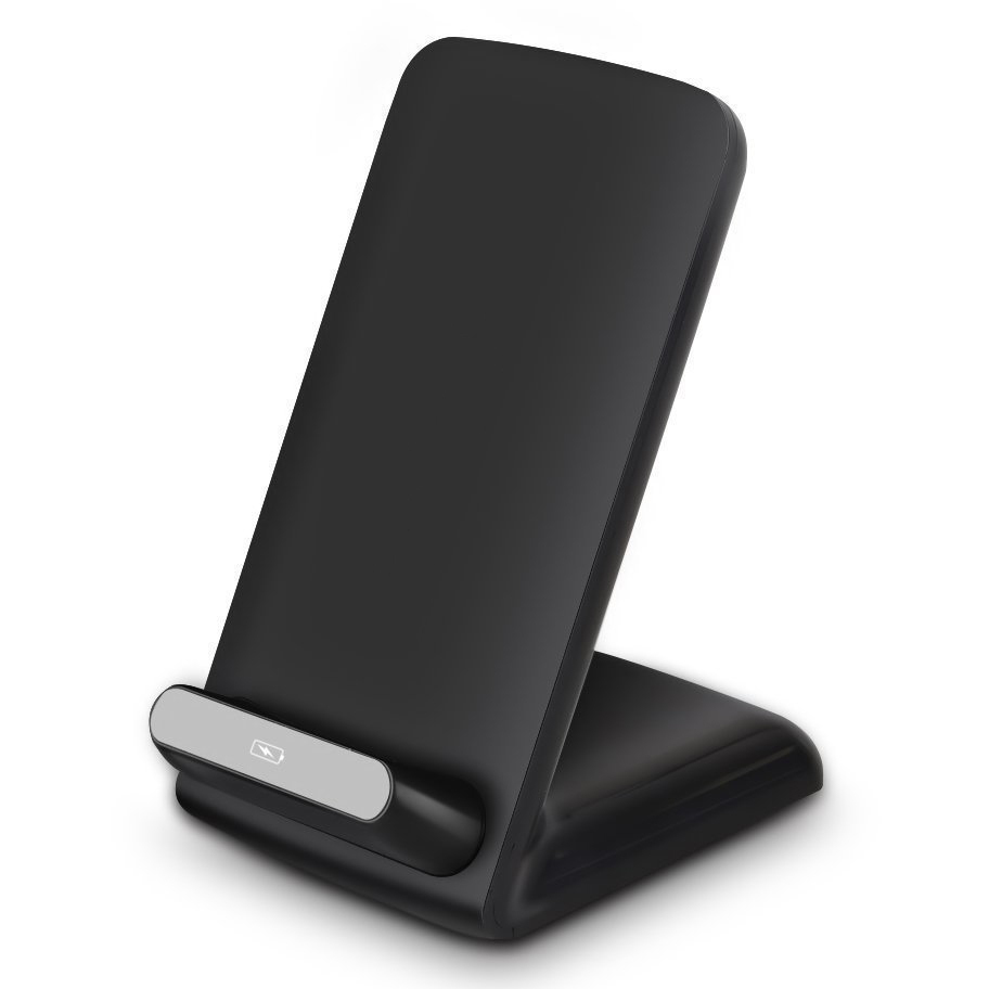 qi wireless charger dock stand samsung galaxy s6 edge. Black Bedroom Furniture Sets. Home Design Ideas
